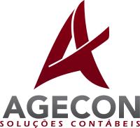 Logo Agecon Soluções Contábeis